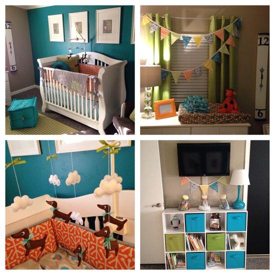 Baby boy room #nursery #baby #boy
