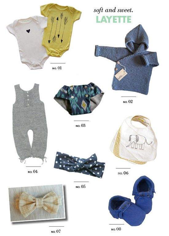 Marvelous Gifts for Modern Babies