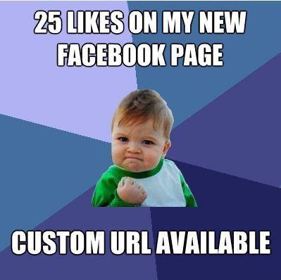 דף עסק יצוגי בפייסבוק