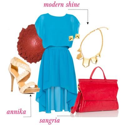Sangria satchel #handbags