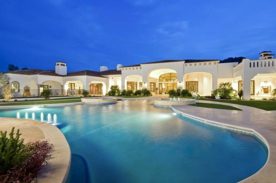 images of million dollar homes