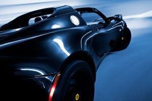 Luxury sport car Wall