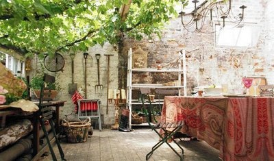 Compulsively Compiled: Garden Interiors