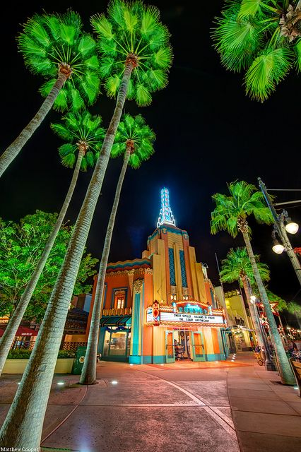 Beverly Sunset.