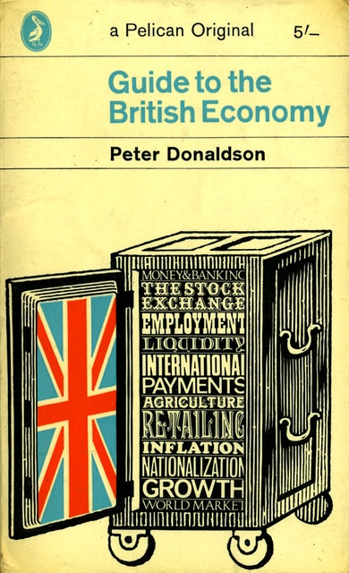 Donaldson - Guide to the British economy