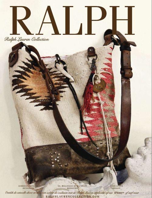 Another cool Ralph Lauren handbag!