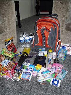 emergency pack