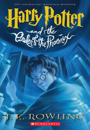 Harry Potter and the Order of the Phoenix (Book 5) -in Storia eBook format