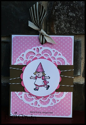 Gnome, Sweet Gnome Card