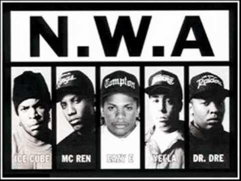 NWA- Express Yourself... an Old Skool doozie