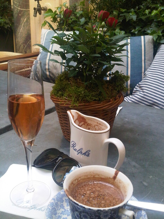 Ralph Lauren Cafe, Paris