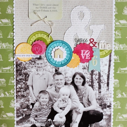 #papercraft #scrapbook #layout  Nicole Samuels