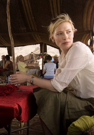 Cate Blanchett in 'Babel'    One of my favourite films