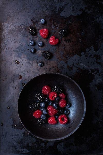 Berries by onegirlinthekitchen, via Flickr