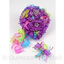 Beautiful Flower Bouquet #misquince #quinceanera