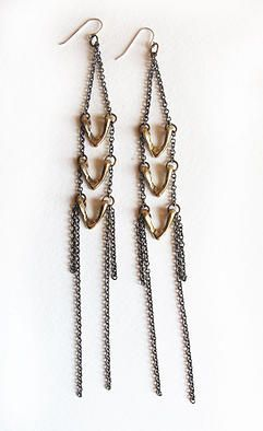 Leah Ball Handmade Jewelry Vee Dusters