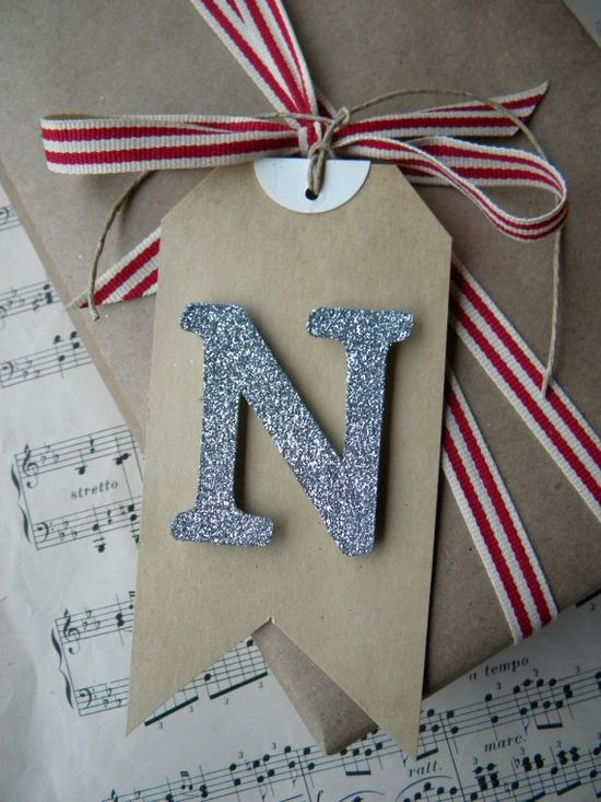 cute little gift tags.