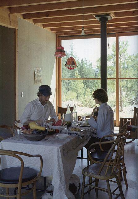 Mike Mills & Miranda July's Retreat House - Brutus Casa Magazine