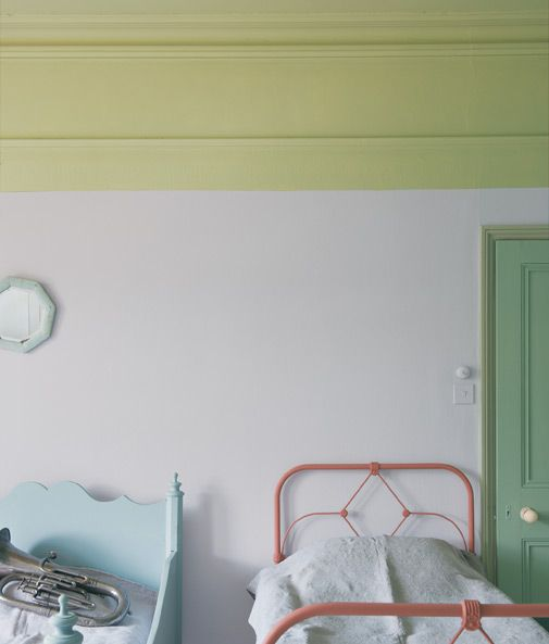 Farrow and Ball's Interior Color TrendForecast 2012; bedroom