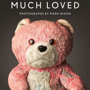 The hauntingly beautiful Much Loved series captures well-worn rabbits, teddy bears and other stuffed animals #GiftGuide