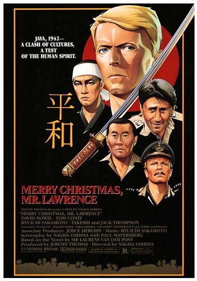 """QC172 - """"Merry Christmas Mr. Lawrence"""" / Nagisa Ôshima 1983 / Drama / (Japan)"""