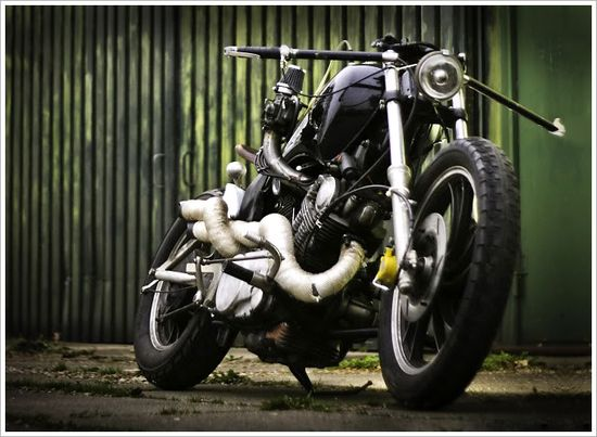 '82 Yamaha Virago XV920 -