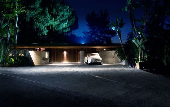 john lautner / sheats goldstein residence: where the Dude gets yet another white russian