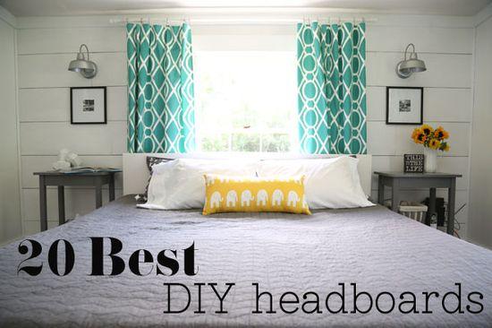 Best DIY Headboards Ideas