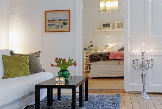 15 piccoli appartamenti idee per arredare piccoli spazi for Arredamento per piccoli ambienti