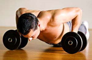 15-Minute Workout: Upper-Body Blast Build the ultimate upper body with this high-intensity plan
