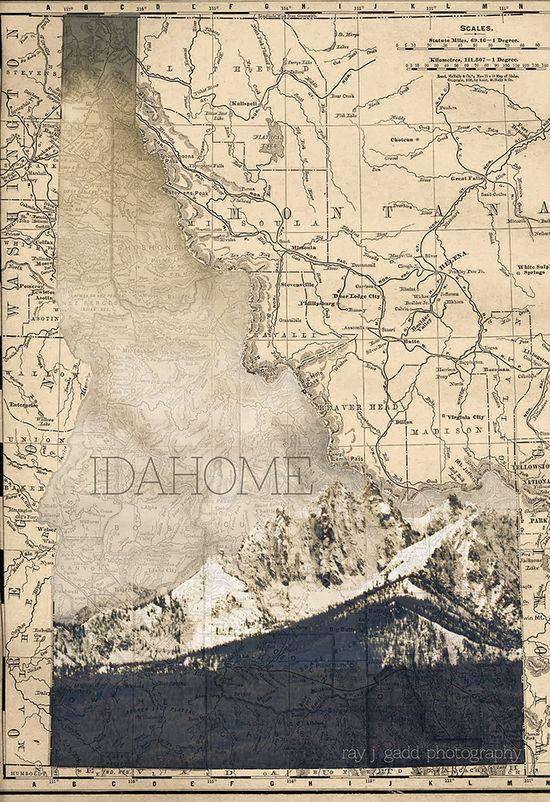 Miss Idaho so much!