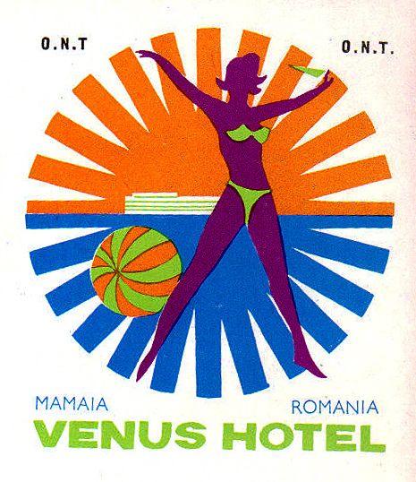 Venus Hotel, Romania