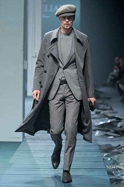 Corneliani 2013 Fall/Winter