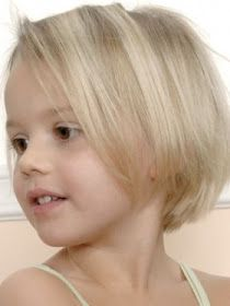 Fashion for kids: Little Girls Hairstyles