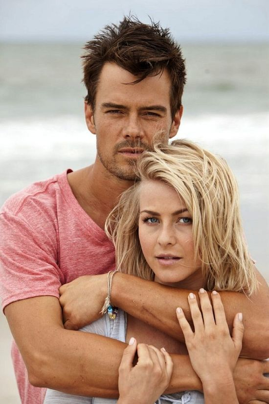 most romantic movie Safe Haven with the gorgeous Josh