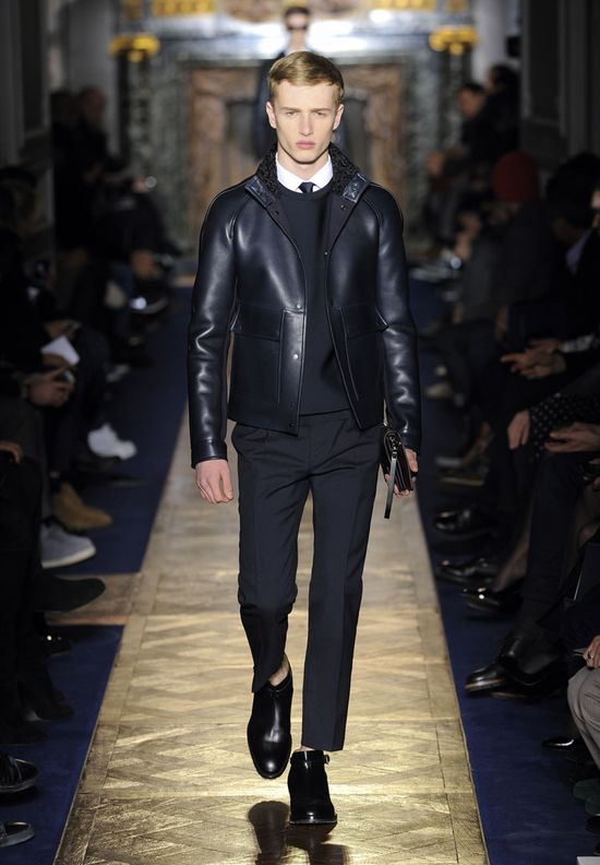 Valentino man collection fall/winter 13-14