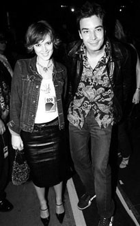 Unremembered Celebrity Couples  (Winona Ryder & Jimmy Fallon)