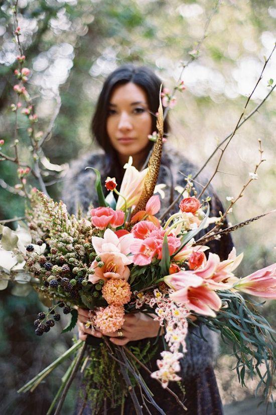 Bouquet by Studio Choo    A Cabin in the Woods - Tec Petaja