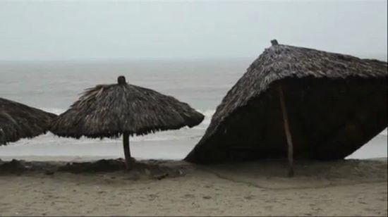 Mexico Hurricane Raymond , Eu Travel Tips