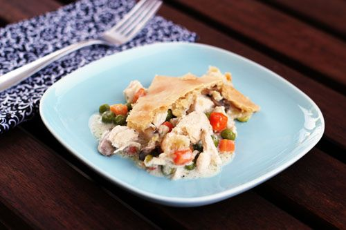 """easiest-ever"" ATK chicken pot pie"