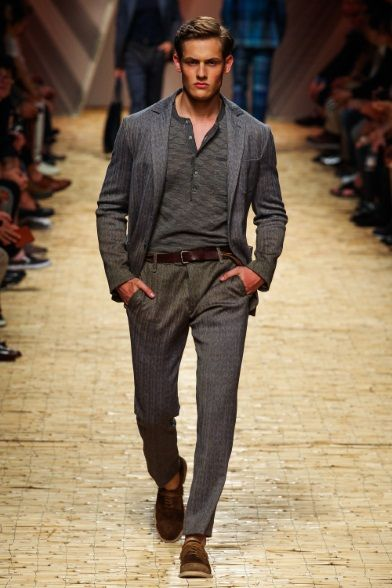 Missoni - Men Fashion Spring Summer 2014 - Shows - Vogue.it