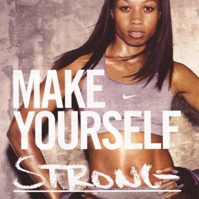 Repin this if you believe strong is the new skinny! #healthy #fitness #inspiration