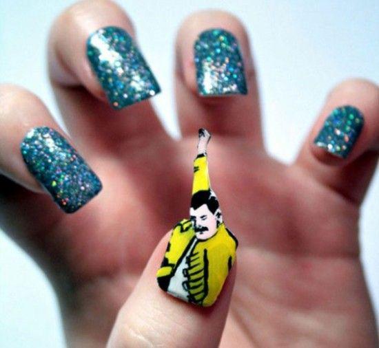 Creative Nail Designs (16 Photos)