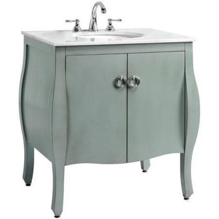 Savoy Bathroom Vanity - Blue