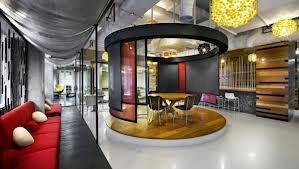 interesting office design