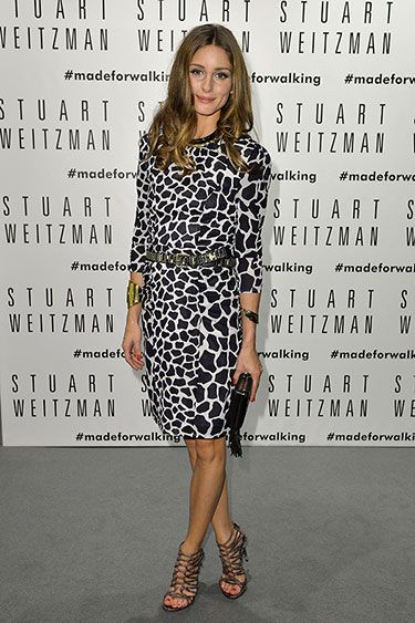 Milan Fashion Week Spring 2014: Parties & Front Row - Olivia Palermo