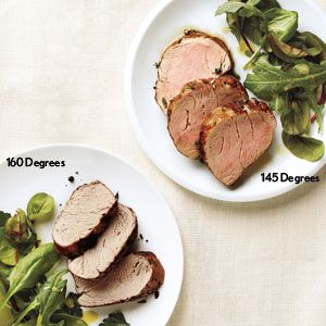 Cooking Mistake #52: Your Pork Is Dry and Gray. Here's how to cook pork perfectly every time.