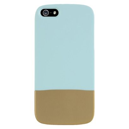 Blue/Gold iPhone case--great for Glitter Guide