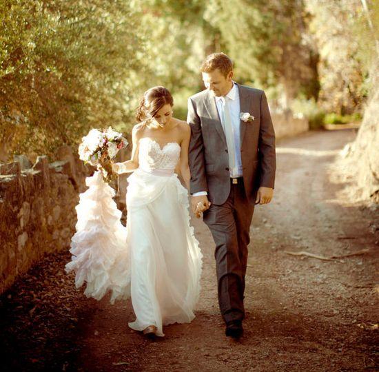 Bohemian Wedding Gown Some Kind of Wonderful   by clairelafaye, $3400.00