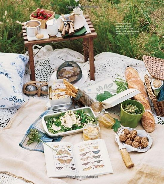vintage #prepare for picnic #company picnic
